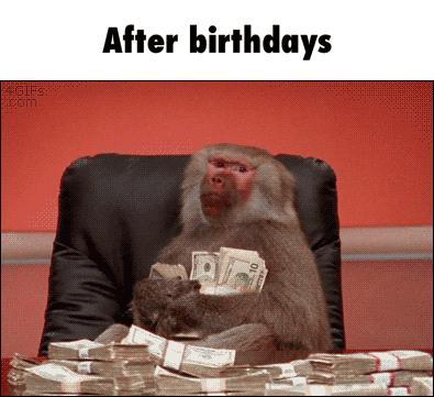 Po urodzinach
