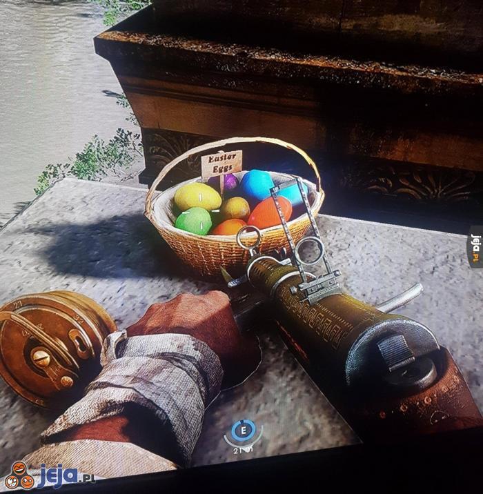 Znalazłem easter eggi w BF1!