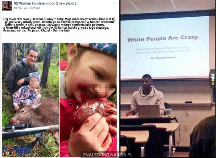 Logika białych ludzi