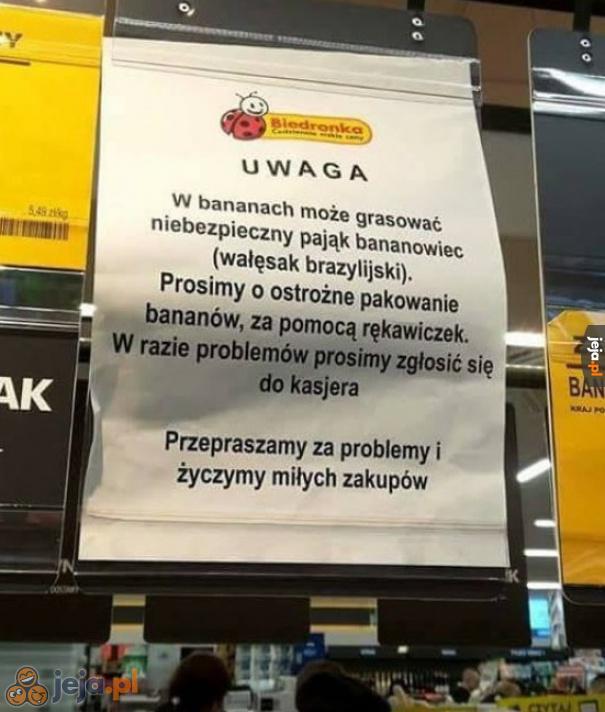 W Polsce nawet zakupy są sportem ekstremalnym