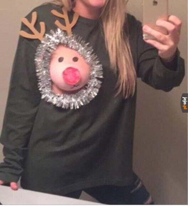 Najlepszy świąteczny sweter ever!