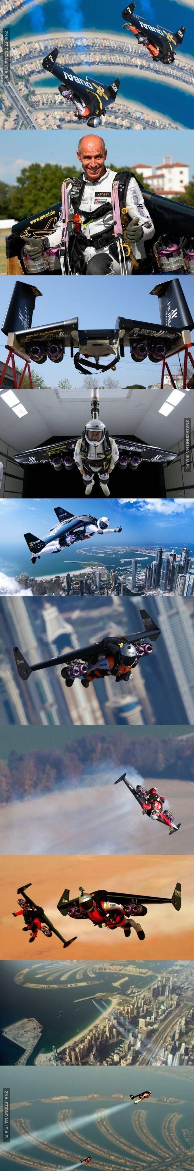 Ludzie mogą latać