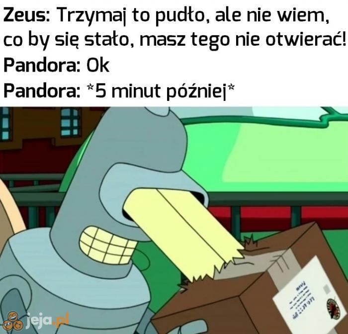 Gdyby w Starożytnej Grecji robili memy