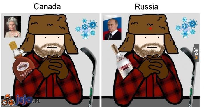 Niby inny kraj