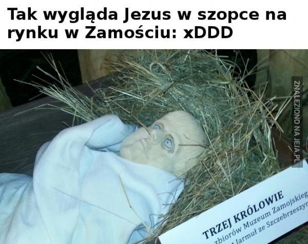 Jezusek z Zamościa