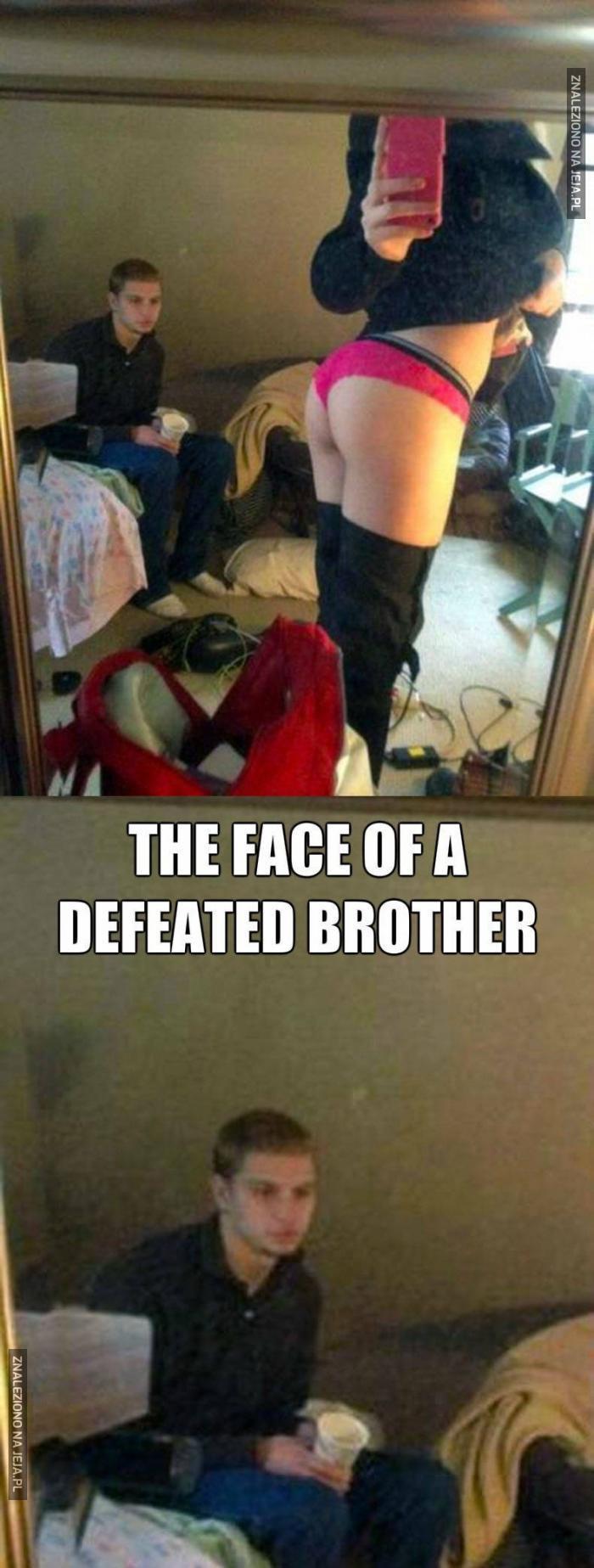Minuta ciszy dla biednego brata