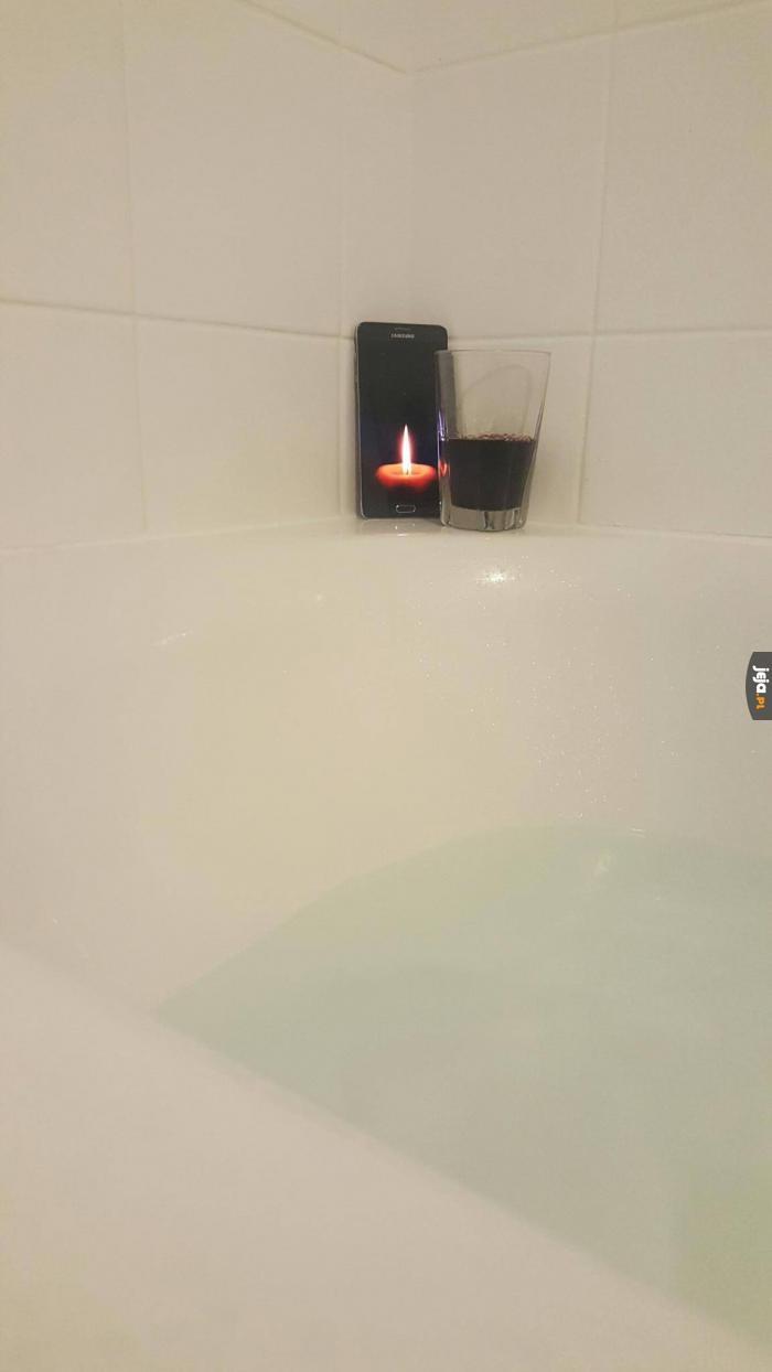 Kąpiel z klimacikiem