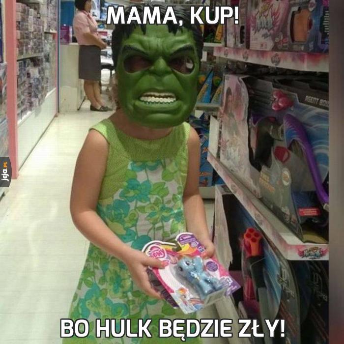 Mama, kup!