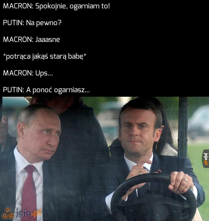 Nigdy nie ufaj Francuzowi