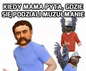 Gdy mama pyta...