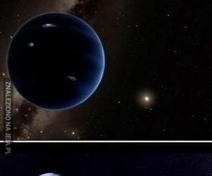 Znaleziono nową planetę w układzie słonecznym
