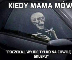 Kiedy mama mówi