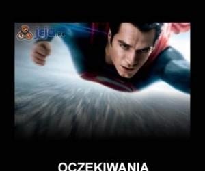 Bycie Supermanem ma swoje wady