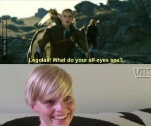 Co widzą Twoje elfickie oczy?