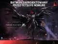 Batman zaprojektowany przez Tetsuye Nomure