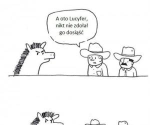 Koń, którego nikt nie zdołał dosiąść