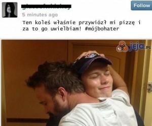 Dostawca pizzy na ratunek