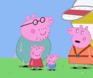 Tata świnka na fazie