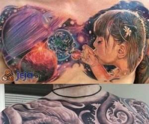 Oryginalne i ciekawe tatuaże cz.4