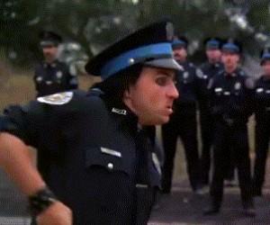 Akademia policyjna wkracza do akcji