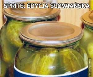 Sprite: Edycja słowiańska
