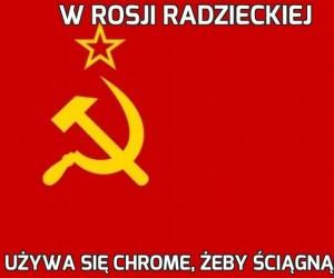 W Rosji Radzieckiej