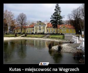 Kutas - miejscowość na Węgrzech