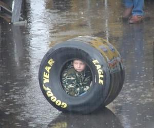 Pada... ciągle pada...