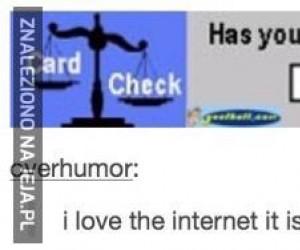 Internet taki pomocny
