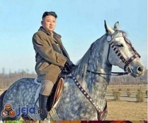 Na koniu...