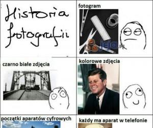 Historia fotografii