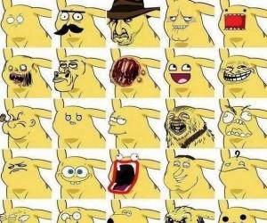 Pikachu: memy