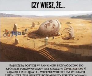 Ciekawostki o Civilization