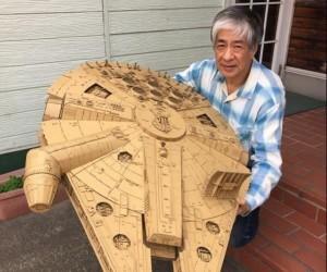 Mistrz budowania z kartonu