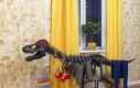 Ten T-rex ogrzeje Cię w długie zimowe wieczory