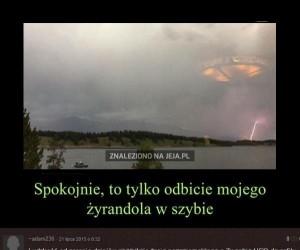 Domowe UFO