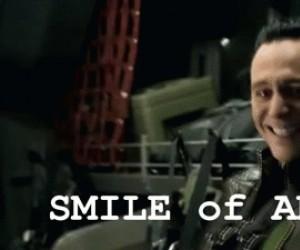 Dwie natury Lokiego