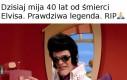 Elvis był prawdziwym numerem jeden