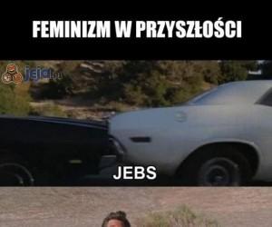 Feminizm w przyszłości