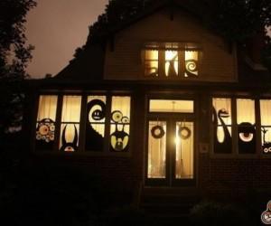 Halloweenowy wystrój