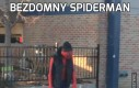 Bezdomny Spiderman