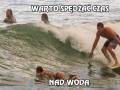 Warto spędzać czas nad wodą