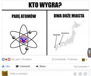 Tak to jest z tymi jądrami