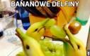 Bananowe delfiny