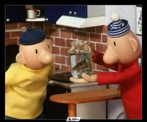 Pat i Mat dopiero teraz zajarali się pomysłem stworzenia homunkulusa