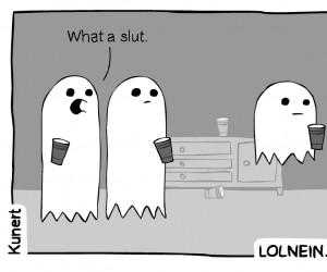 Rodzaje duchów