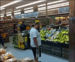 Bananowy atak
