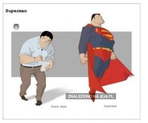 Superbohaterowie oraz ich tożsamości