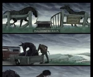 Koń śmierci