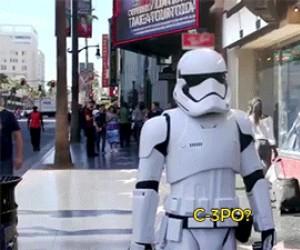 C-3PO, czy to Ty?